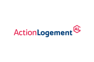 Action logement - white bg